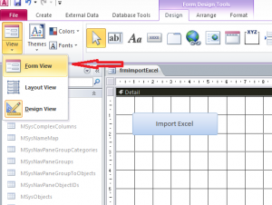 How To Import Excel Into Access