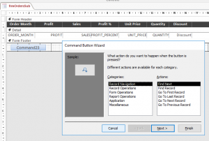 access master form