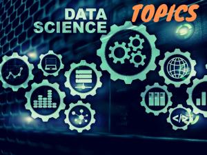 data science topics, data science domains