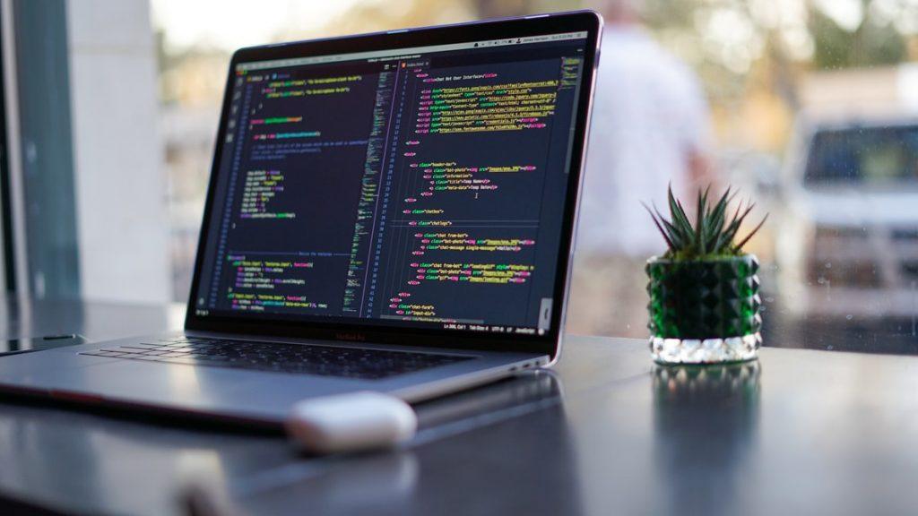 programming laptop